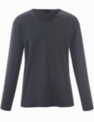 Nachthemd met lange mouwen Van Mey grijs