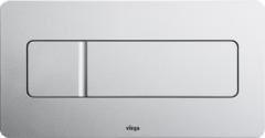 Viega Viega Mono, Viega Eco bedieningsplaat tweeknops edelmat 758950