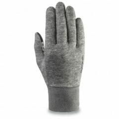 Dakine Storm Liner Fleece Handschoenen - Maat S - Vrouwen - grijs