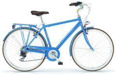 Trekkingbike BOULEVARD 28 Zoll Herren Spezialrad Blau
