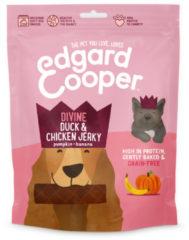 Edgard-Cooper Edgard&Cooper Duck & Chicken Jerky - Hondensnacks - Eend Kip Pompoen 150 g
