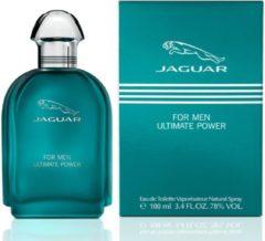 Jaguar Ultimate Power by Jaguar 100 ml - Eau De Toilette Spray