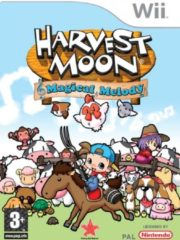 Rising Star Harvest Moon Magical Melody /Wii
