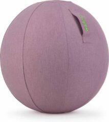 Wobbleez Wobblez Zitbal Roze 65cm| Ergonomisch werken aan je bureau zonder last van je onderrug