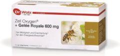 Dr. Wolz Dr Wolz Gelle Royale 600 mg | bij vermoeidheid en uitputting | Verhoog je energiestofwisseling | Herpak jezelf no more burnout
