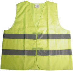 Carpoint Veiligheidsvest Veiligheidsvest Oxford XL Geel 0114011