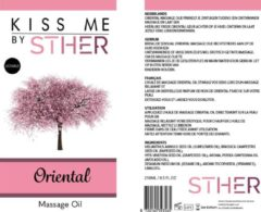 Sther massage olie erotisch Sther -Massage Olie - Erotisch - Oriental - 250ml - Kissable - Lickable - Massageolie