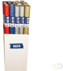 Haza Tafelkleed Damast rol 1.20 x 8 m assortiment 25 stuks