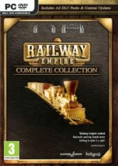 Kalypso Media Railway Empire Complete Collection - PC