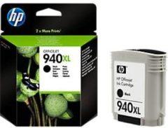 Hewlett-Packard HP Tintenpatrone Nr. 940XL C4906AE Schwarz (ca. 2200 Seiten)