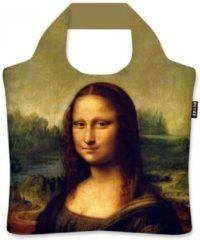 Bruine Ecozz Draagtas Mona Lisa