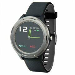 Nuband Optim Smart Watch - zwart/zilver