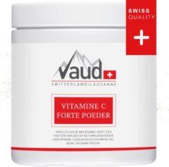 Vaud Vitamine C Forte Poeder | 100% zuivere Vitamine C 1000mg | GMO vrij | Ondersteunt de weerstand |Inhoud 250 doseringen