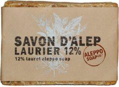 Aleppo Soap Co. Laurier 12% Laurel Aleppo Soap Zeep Gevoelige Huid 200gr