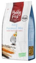 Hobby First King Grote Parkieten Mix 1 kg