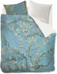 Blauwe Beddinghouse x Van Gogh Museum Beddinghouse x Van Gogh Almond Blossom Dekbedovertrek 240 x 200/220 cm