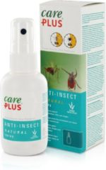 Care Plus Anti-Insect Natural Spray, 60 ML - muggenspray - natuurlijk