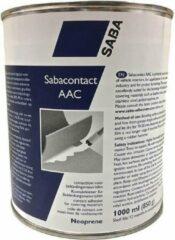 SABA Contact 1L - Contact AAC - Stoffeerlijm - Textiel, Schuimrubber - Snelle levering!