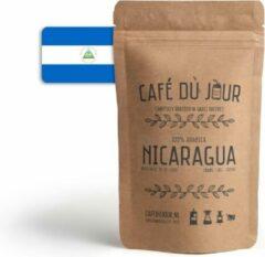 Café du Jour 100% arabica Nicaragua 250 gram vers gebrande koffiebonen