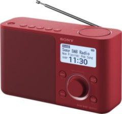 Sony Tragbares DAB / DAB+ & UKW-Radio mit Weckfunktion »XDR-S61D«