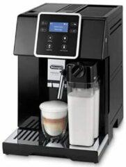 Zwarte DeLonghi Perfecta ESAM420.40.B koffiezetapparaat Combinatiekoffiemachine Volledig automatisch