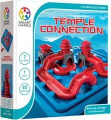 Smart Games - Puzzelspellen - Temple Connection (80 opdrachten)