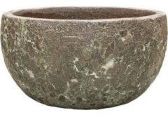 Baq Design Lava Relic Jade bowl bloempot 52x29 cm