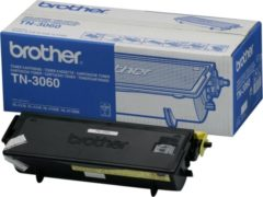 Zwarte Brother TN-3060 Tonercartridge - Zwart