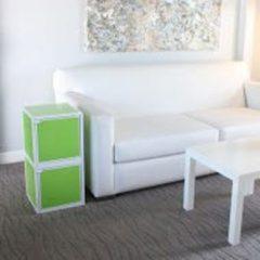 Groene Way Basics Kubussen - Boekenkast - Groen - zBoard - Set van 2