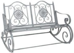Schaukelbank Valentine Garden HTI-Line Grau