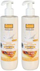 MINERAL Beauty System MBS Bodylotion Milk&Honey 2er Pack