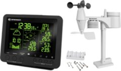 Bresser Weather Center 5-in-1 Colour - Zwart