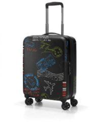 Koffer suitcase S Reisenthel schwarz