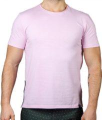 Roze Sanwin Beachwear Vero Vero Heren T-shirt Maat S