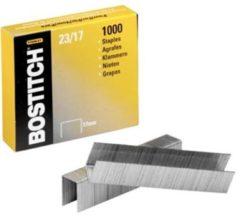 Bostitch nietjes 23-17-1M, 17 mm, verzinkt, voor 00540, HD-23L17, HD-12F