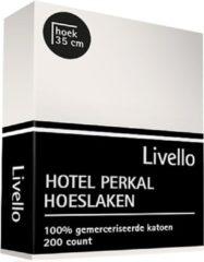 Gilder Livello Hotel Hoeslaken Perkal Ivoor 140x200