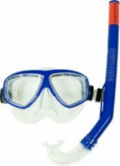 Rucanor Ray - Snorkelset - Kinderen - Blauw