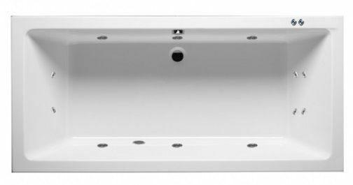 Afbeelding van Lambini Designs Cube Bubbelbad 170x75cm 6+4+2 hydro jets