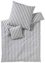 Bettwäsche, elegante, »Lido«, mit klassischen Streifen