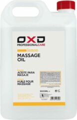 OXD Sports OXD Professional Care Neutral massage olie met citroen 5 liter