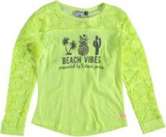 Retour Jeans Meisjes T-shirt - Lemonade - Maat 158/164