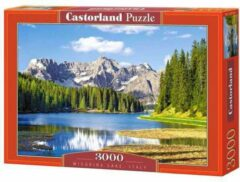 Selecta Spel en Hobby Misurina Lake, Italy legpuzzel 3000 stukjes