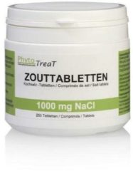 Phytotreat Zouttabletten 1000 Mg Nacl (250tb)