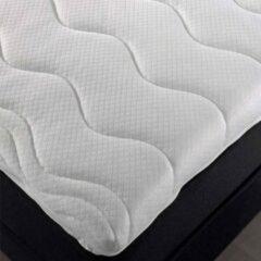 Witte Merkloos / Sans marque 180x220 Topper-dekmatras Koudschuim HR40