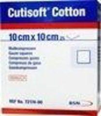 Cutisoft Non-Woven Kompres Niet Steriel 10x10 cm - 100 st