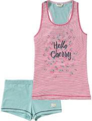Schlafanzug Gr. 140/146 Mädchen Kinder