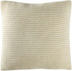 Witte Damai Vancouver - Kussenhoes - 45 x 45 cm - Wool white