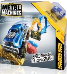 Blauwe ZURU Metal Machines-Value Brand Monster Truck