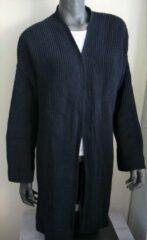 Moscow Cardigan Vest - Night Blue/ Blauw - Maat M