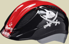 KED Meggy Originals Kinder Fahrradhelm Kopfumfang M 52-58 cm sharky red